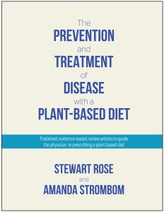 Book cover for The Prevention and Treatment of Disease with a Plant-Based Diet